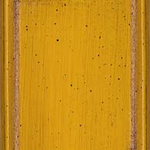 Honey yellow lacquered