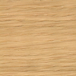 Solid oak oiled
