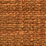 Antistain fabric -orange