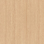 Whitened oak laminated
