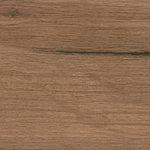 Flamed walnut