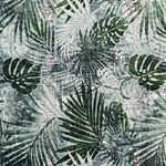 Green Jungle fabric