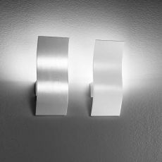 FA3133 - Lámpara de pared en metal, iluminación LED