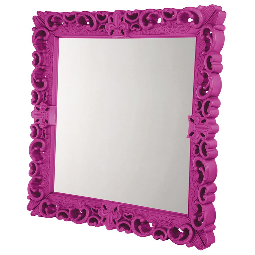 Mirror of Love Size Large Colour Sweet fuchsia