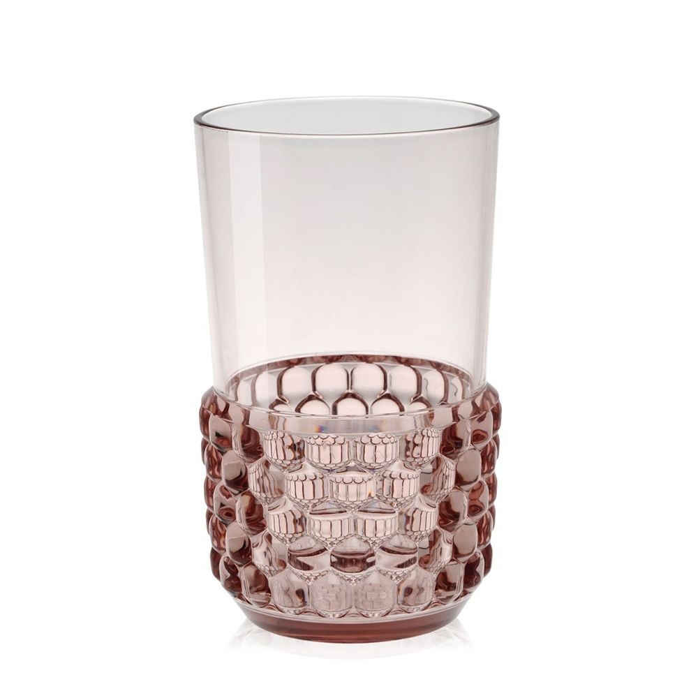 Bicchiere Kartell, rosa (L)