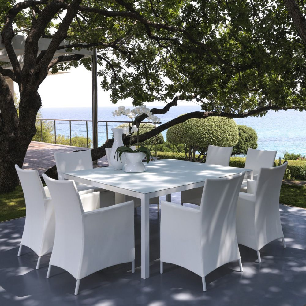 Garden armchairs matching with Touch/T table