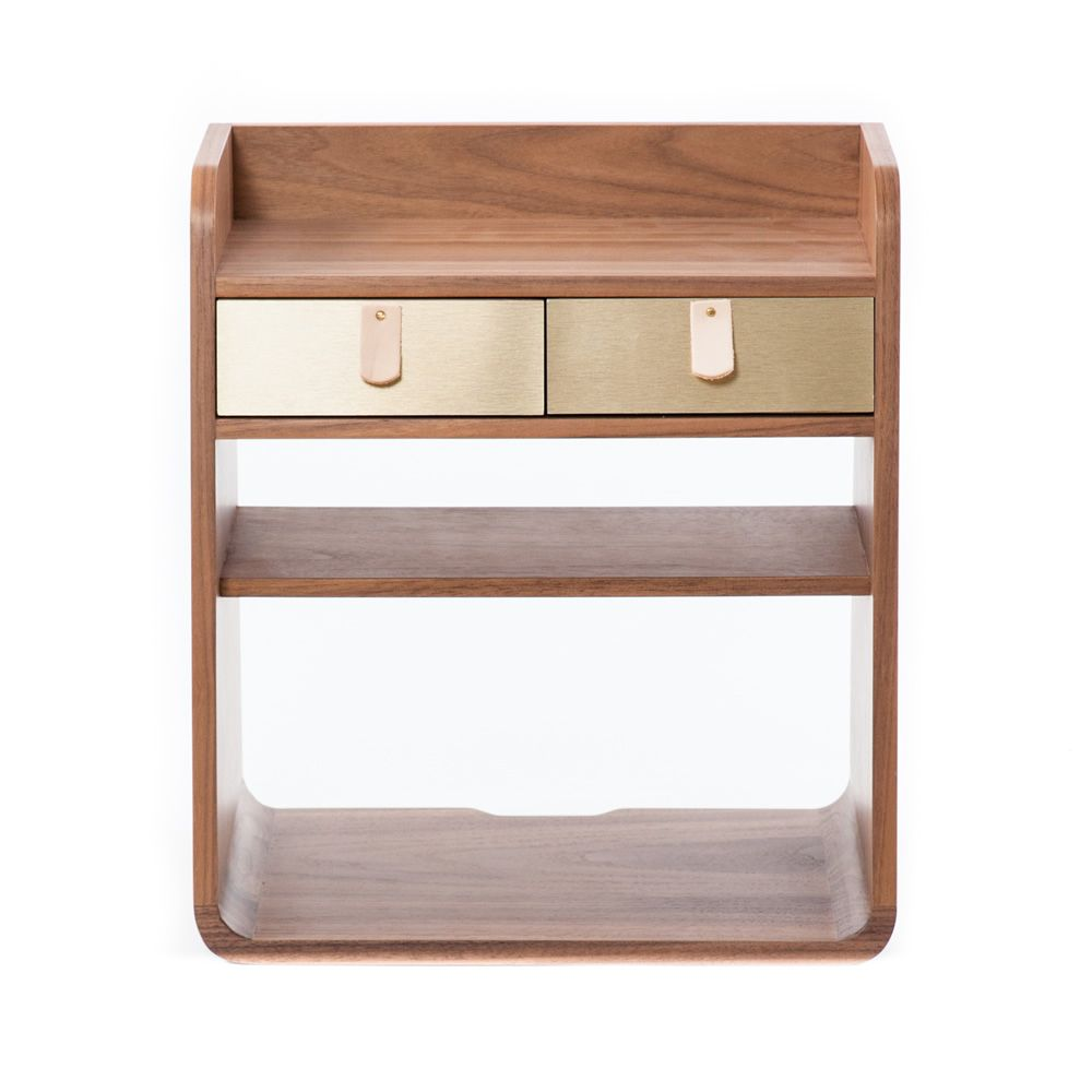 Suzon   Colour Brushed brass