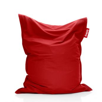 Original Outdoor - Pouf - Sessel, in der Farbe Rot