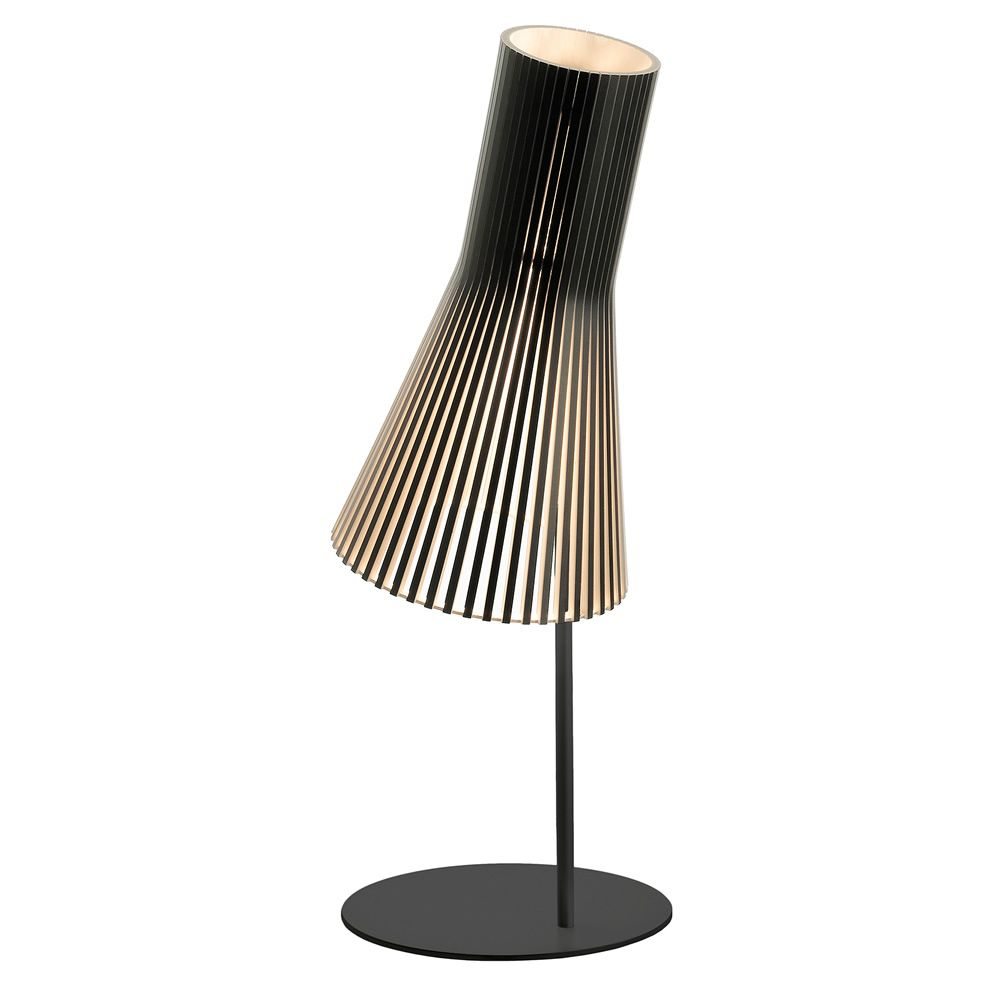 Secto 4220 Veneered structure Black lacquered