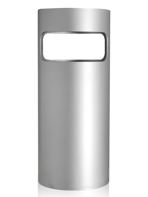 Portaombrelli Kartell in ABS color silver