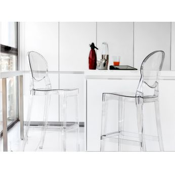 igloo s 2358 2359 for bars and restaurants bar stool in polycarbonate seat at 65 or 74 cm. Black Bedroom Furniture Sets. Home Design Ideas