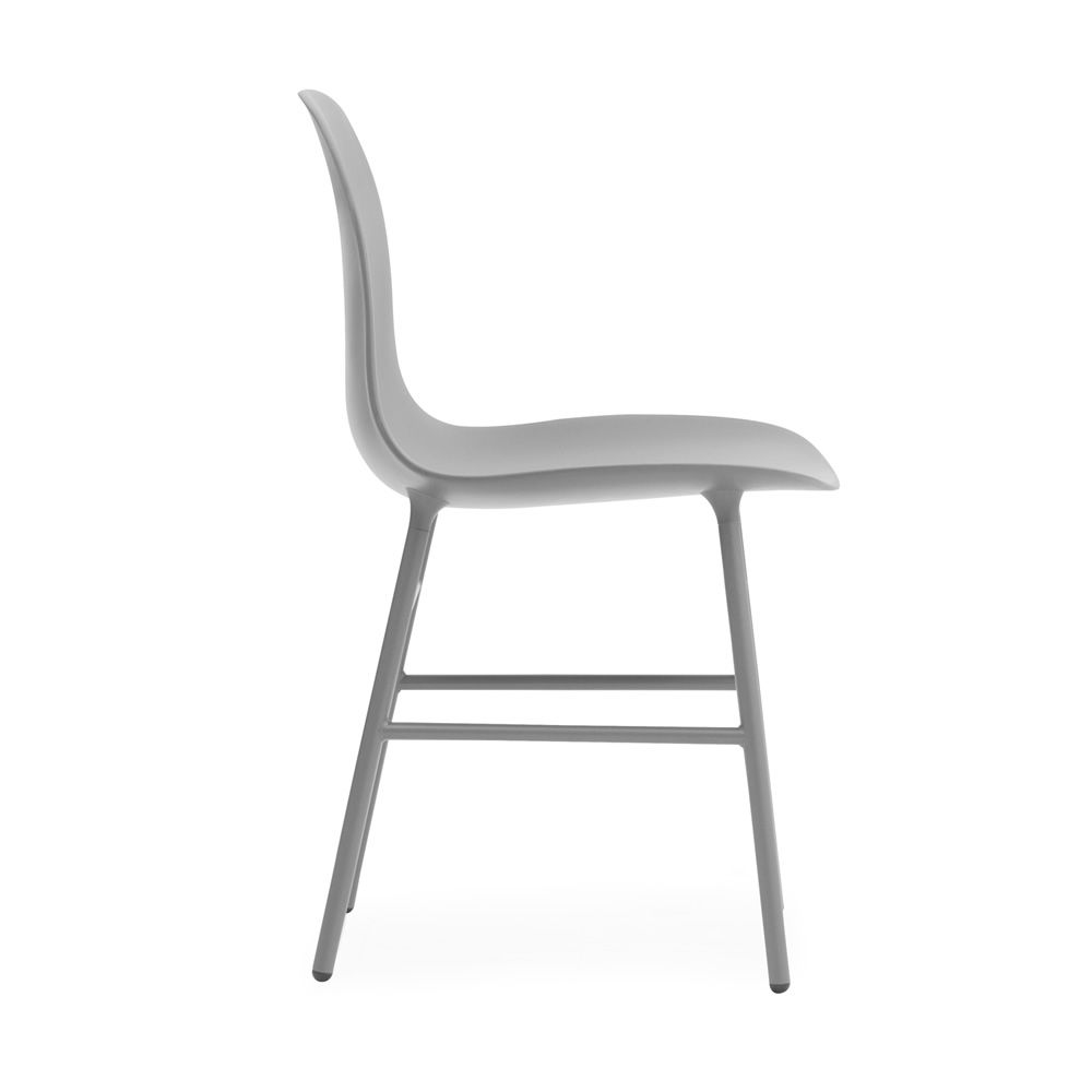 Form Structure Matching colour with seat Polypropylene seat Ice grey