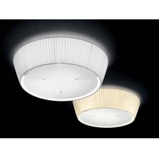 FA2960PS - Ceiling lamp made of metal and fabric, different colours and sizes