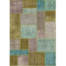 Antalya New Mix - Modern colourful carpet made of pure virgin wool, available in several sizes