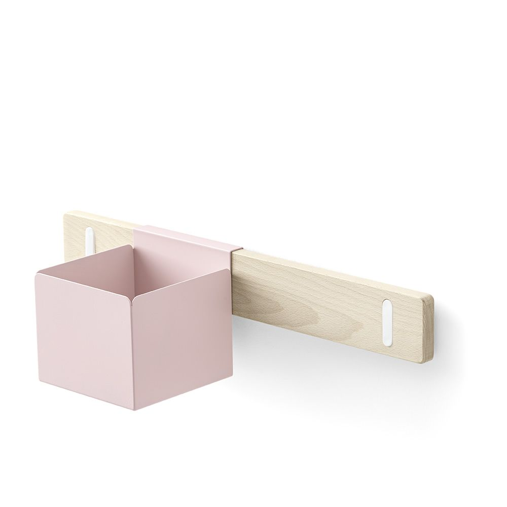 CB5202-06 Ens Beech wood Whitened beech Accessories Box Colour of accessories Powder pink