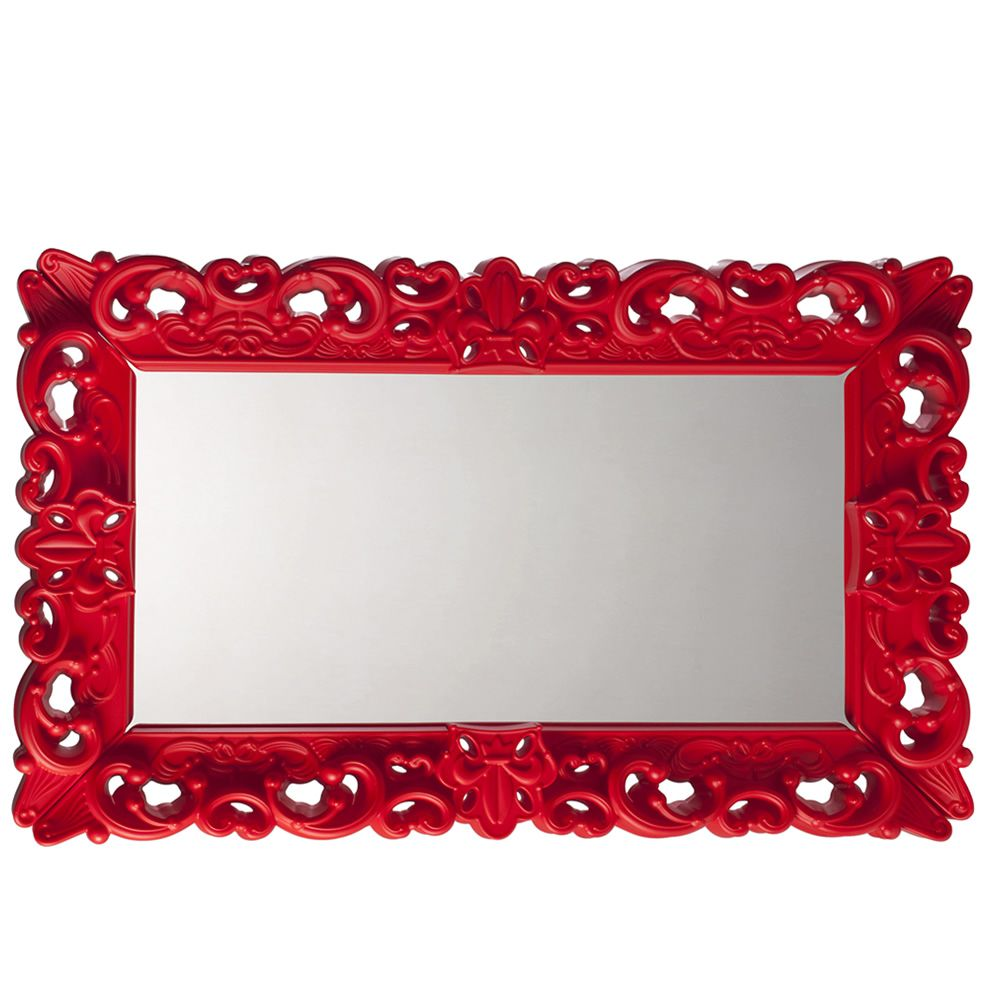 Mirror of Love Size Medium Colour Flame red