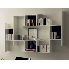 Game - Domitalia modular shelves made of melamine