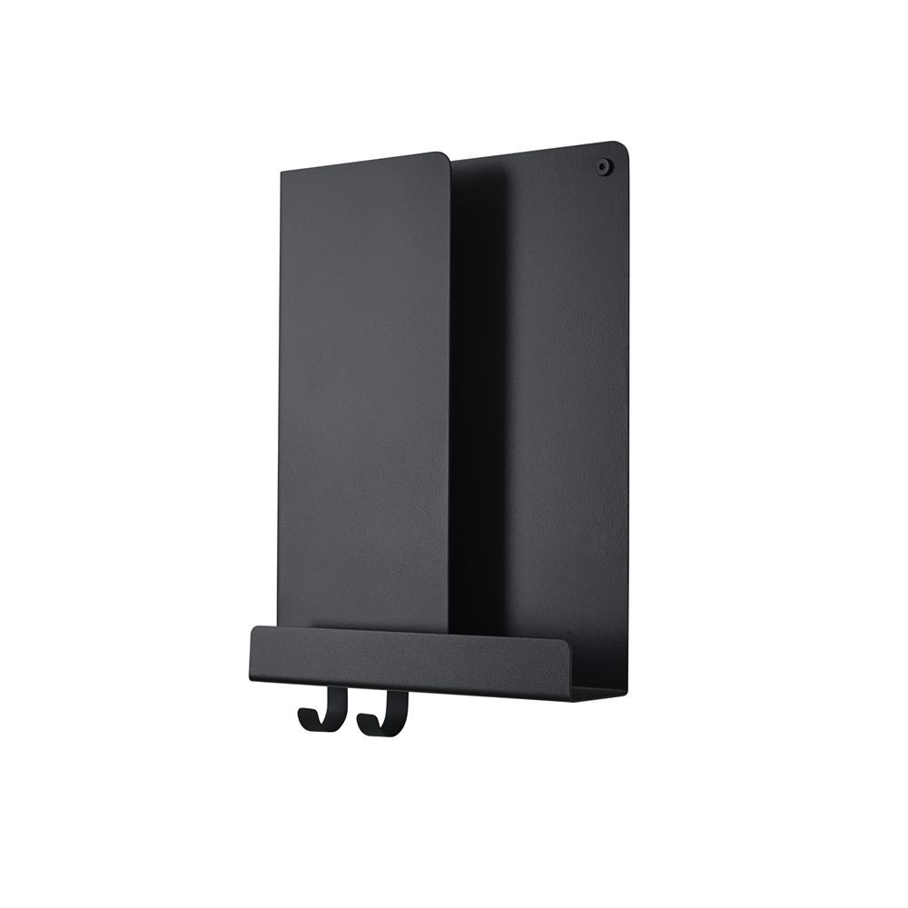 Folded Shelves Structure Black Size XS