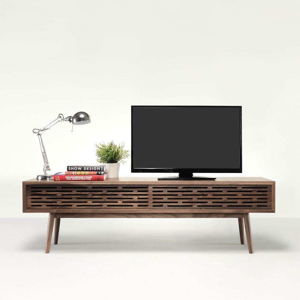 TV cabinet in wood