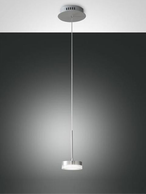 Lampe à suspension en métal et méthacrylate (version S)
