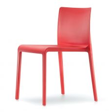 Volt 670 - Pedrali chair in polypropylene, stackable, also for outdoor