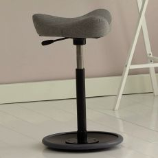 Move™ Small - Variér® ergonomic stool, swivel and adjustable in height