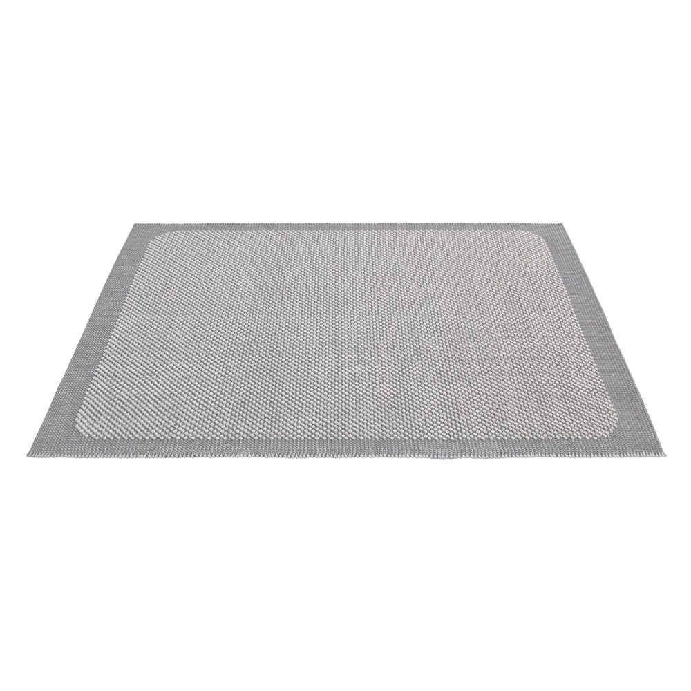 Pebble Carpet Size (cm) 200 cm x 300 cm Colour Smoke-grey