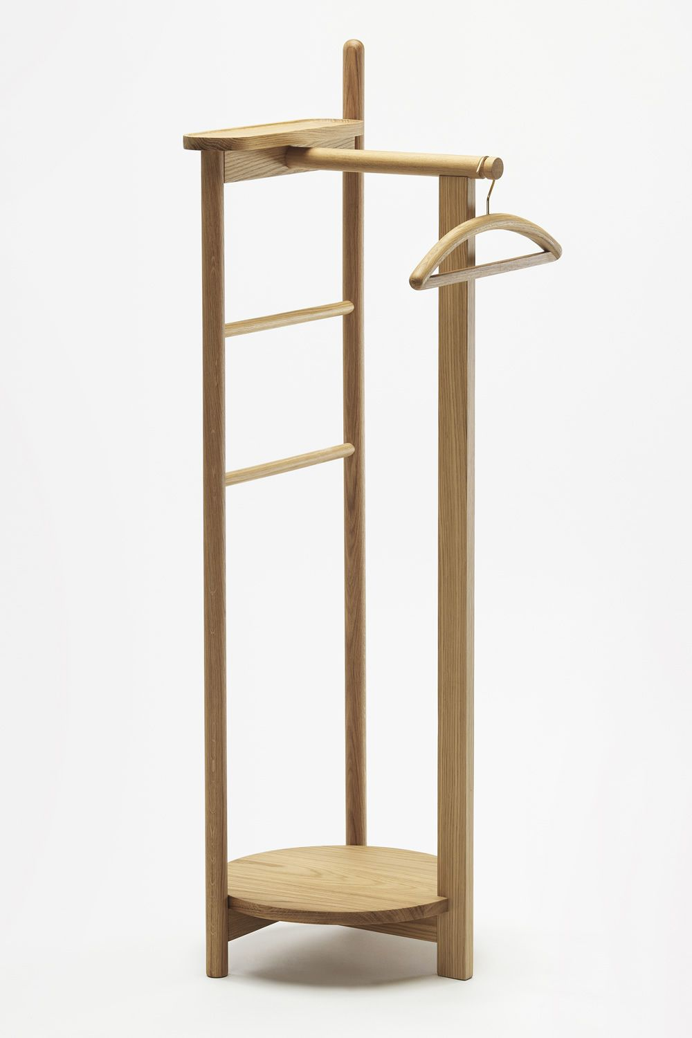 Valet Stand in wood