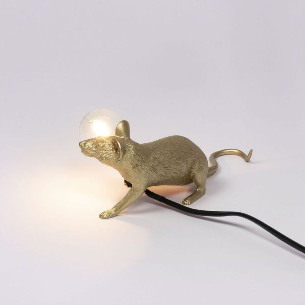 Complementos: Mouse Lamp Lying down