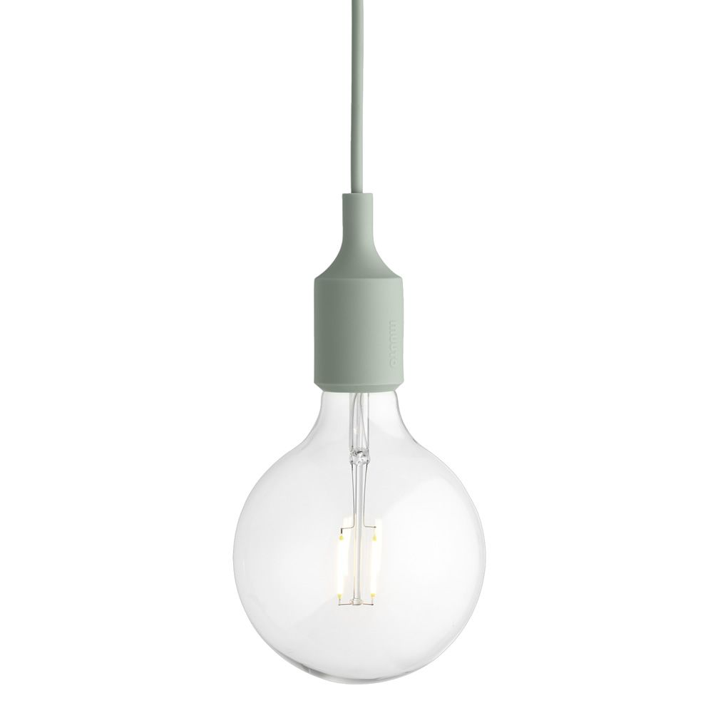 E27 Structure Light green. Express Delivery