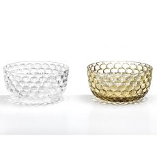 Jellies Family C - Kartell design bowl in polymethylmethacrylate, available in several colour