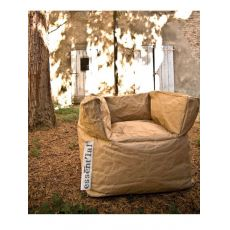 Avana Poltrona - Ecological Armchair made with paper, available in several colours