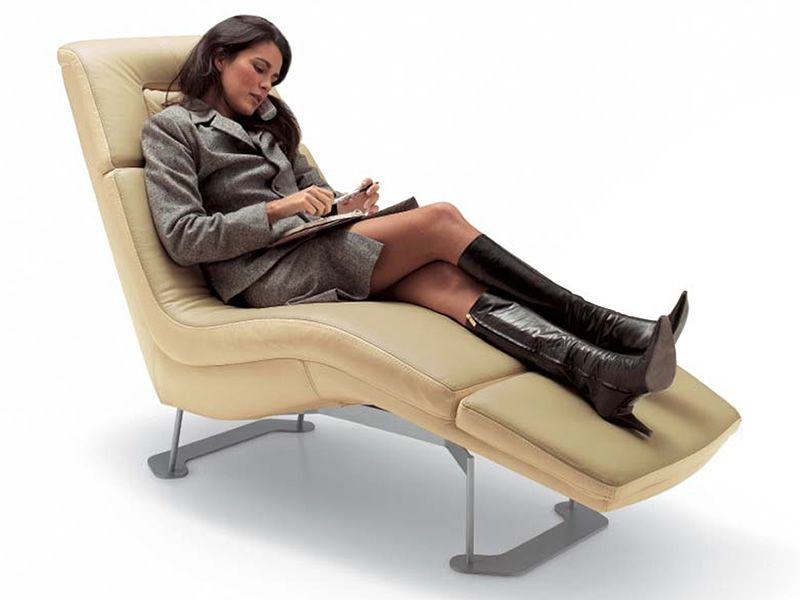 Electrical relax armchair