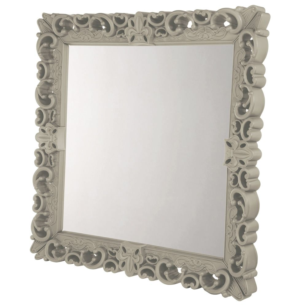 Mirror of Love Size Large Colour Dove-grey