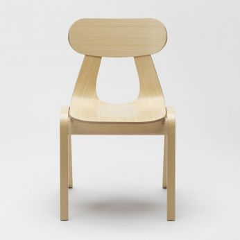 Rapa wood - Stackable wooden chair