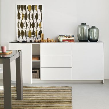 CB6031-3 Password - Mobile - credenza Connubia - Calligaris in legno ...