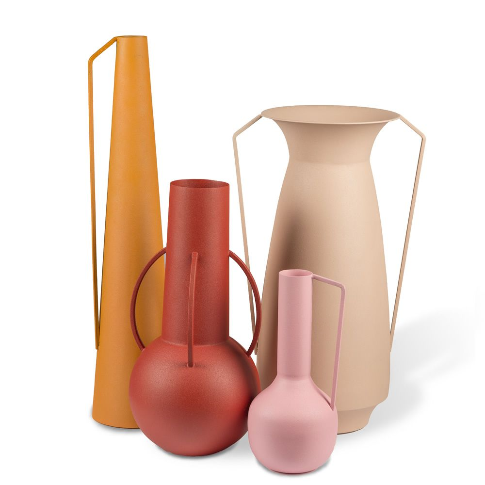 Vase Roman Set Colour Sunset tone. Express Delivery