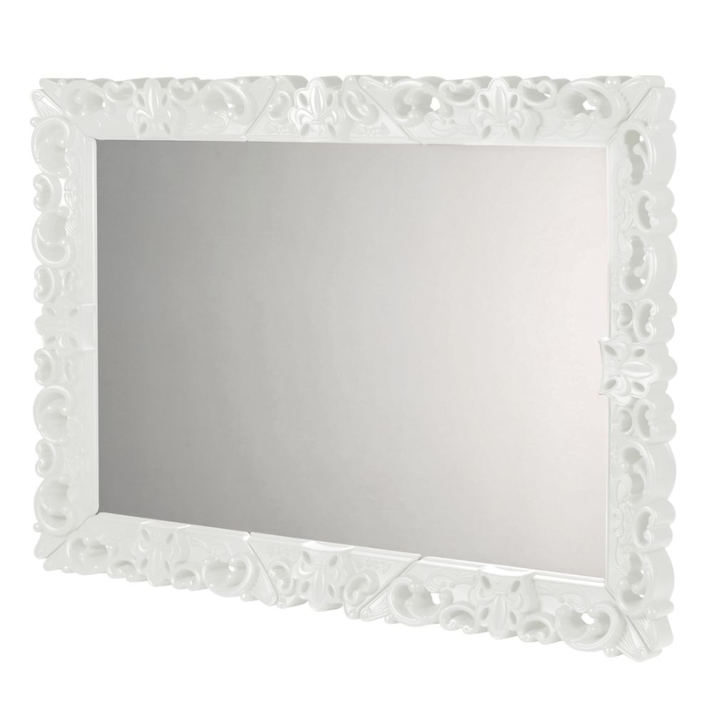 Mirror of Love Tamaño XL Color Blanco leche