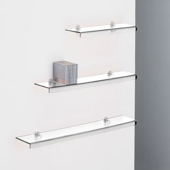 Plana - Methacrylate shelf, different colours and sizes available