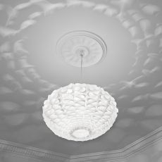 Norm 03 - Normann Copenhagen pendant lamp made of plastic material