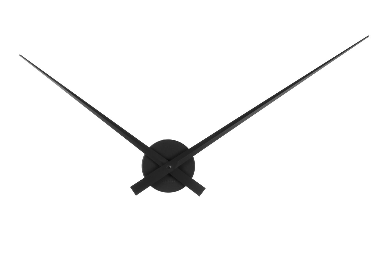 Present Time wall clock by Karlsson, Little Big Time model