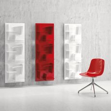 Arigatò - Infiniti design modular bookcase, in technopolymer