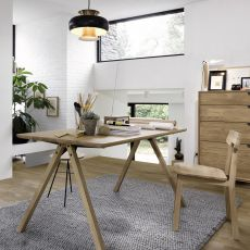 Flow - Universo Positivo wooden table, different sizes available