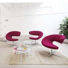 Peel Club - Variér® ergonomic and swivel armchair