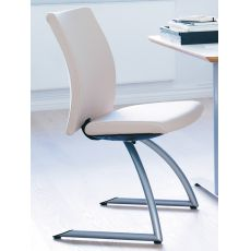 H04 ® Communication - Ergonomic meeting chair by HÅG, also with armrests