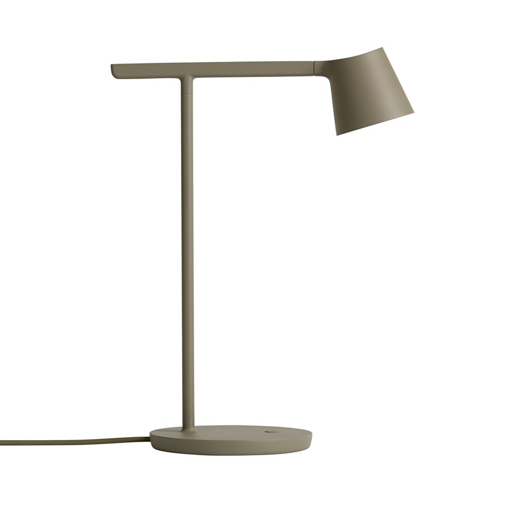 Tip Table Structure Olive green
