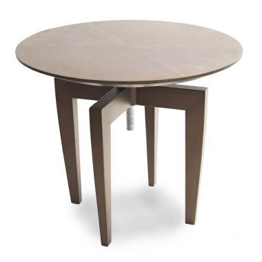 Basalto De Bontempi CasaRéglable Hauteur Table Basse Design En iOZuTPkwX