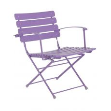 Arc En Ciel 401 - Armchair Emu for garden, folding