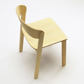 Pur - Wooden chair