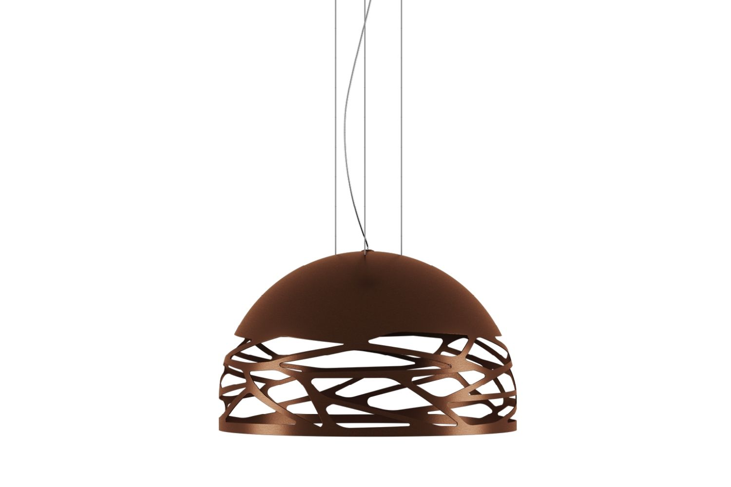 Kelly Dome Size Small Colour Coppery bronze